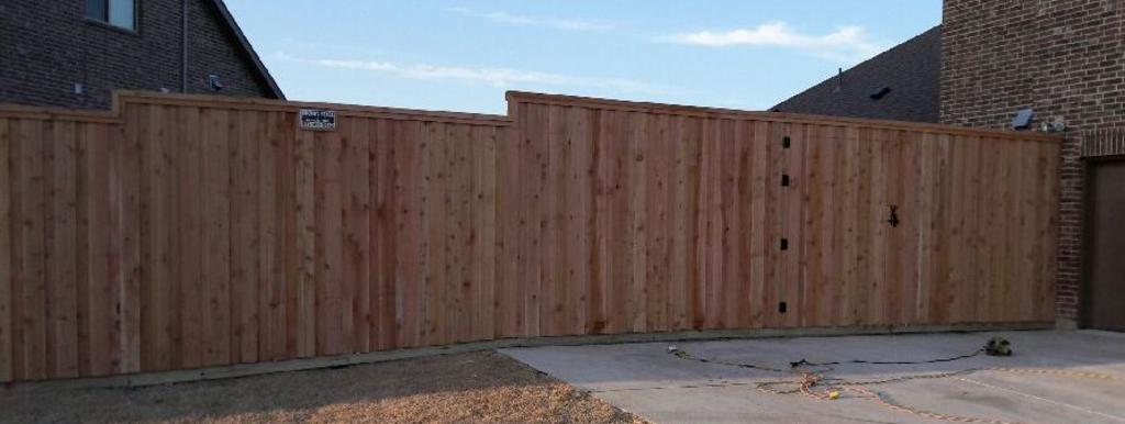 North Texas Fences Automatic Gates And Outdoor Spaces