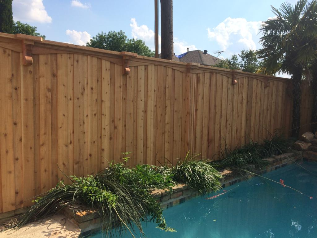 Fence Installation Repair Staining Plano Richardson